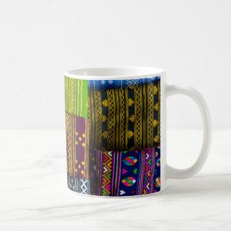 Caneca De Café Matérias têxteis de pano para a venda