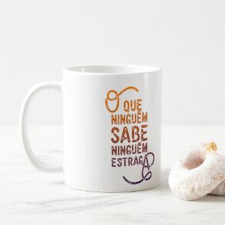 Caneca De Café Matraca fechada!