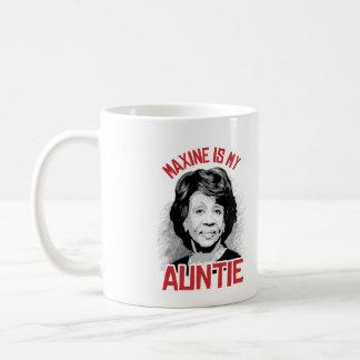 Caneca De Café Maxine é meu Auntie -