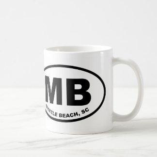 Caneca De Café MB de Myrtle Beach