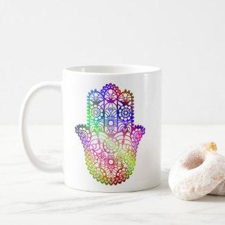 Caneca De Café Meditação 15 colorida
