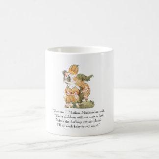 Caneca De Café Melão do Cantaloupe do Muskmelon da rima da fruta