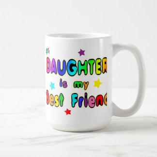 Caneca De Café Melhor amigo da filha