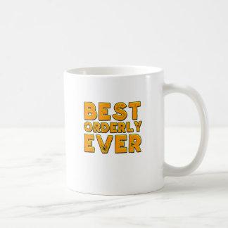 Caneca De Café Melhor assistente hospitalar nunca