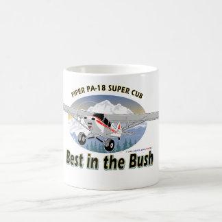 Caneca De Café Melhor em Bush - Cub super