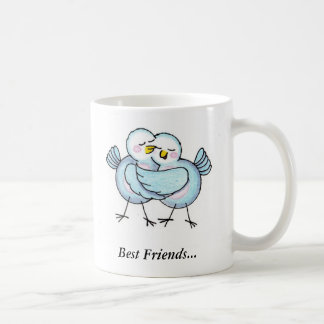 Caneca De Café Melhores amigos….