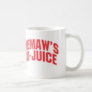 Caneca De Café Memaw vai suco