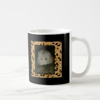 Caneca De Café Meow