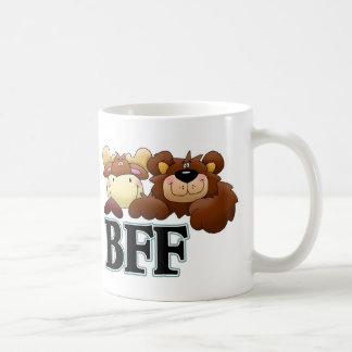 Caneca De Café Mercadoria de BFF