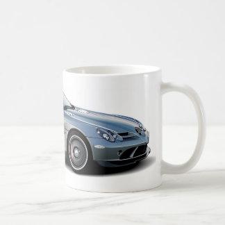 Caneca De Café Mercedes SLR MacLaren