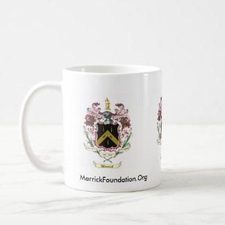 Caneca De Café MERCOAT, MerrickFoundation.Or…