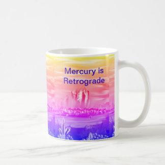 Caneca De Café Mercury retrógrado