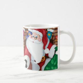 CANECA DE CAFÉ MERRY CHRISTMAS AND HAPPY NEW YEAR