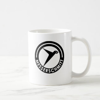 Caneca De Café Messerschmitt Mug