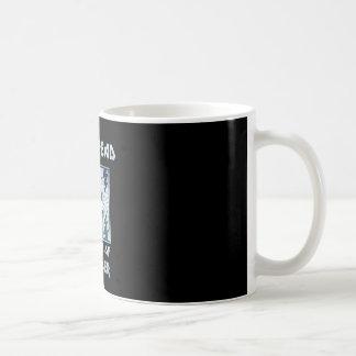 Caneca De Café Mestrado do trovão