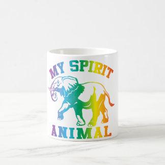 Caneca De Café Meu animal do espírito