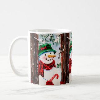 Caneca De Café Meu copo do amigo do boneco de neve