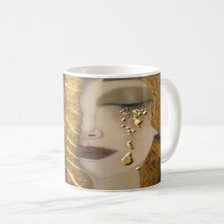 Caneca De Café Meu Klimt Serie