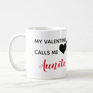 Caneca De Café meus namorados chamam-me auntie