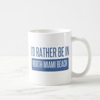 Caneca De Café Miami Beach norte