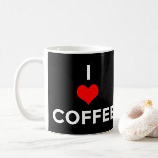 Caneca De Café Mim café do coração