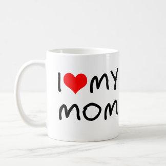 Caneca De Café Mim coração minha mamã
