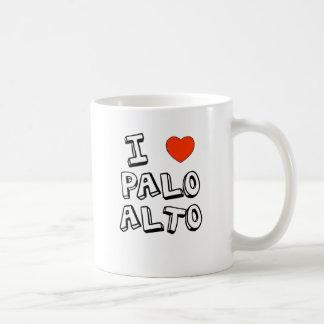 Caneca De Café Mim coração Palo Alto