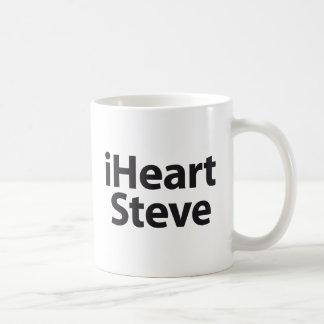 Caneca De Café Mim coração Steve