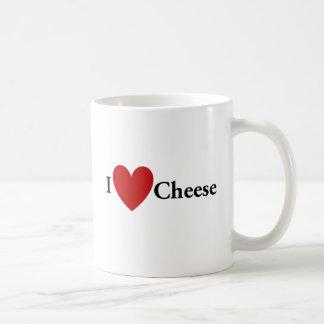 Caneca De Café Mim queijo do coração