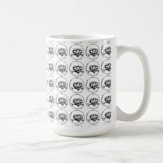Caneca De Café Mim teste padrão de Gusta