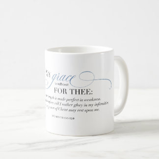 Caneca De Café Minha benevolência é suficiente para Thee