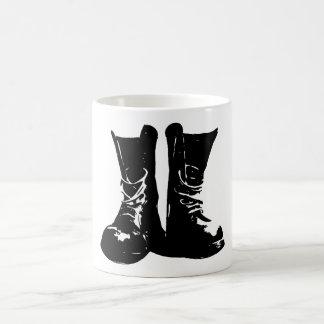 Caneca De Café Minhas botas velhas