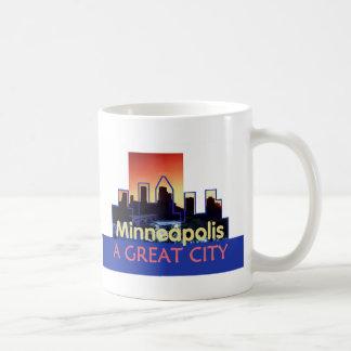 Caneca De Café Minnesota