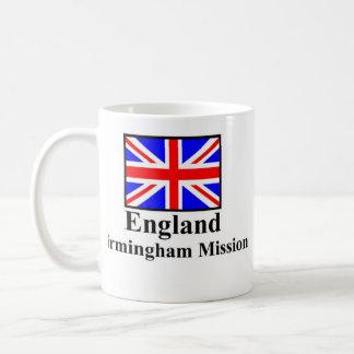 Caneca De Café Missão Drinkware de Inglaterra Birmingham
