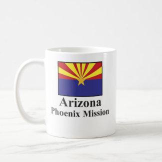 Caneca De Café Missão Drinkware de Phoenix da arizona