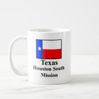 Caneca De Café Missão sul Drinkware de Texas Houston