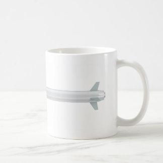Caneca De Café Míssil de cruzeiro