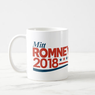 Caneca De Café Mitt Romney 2018