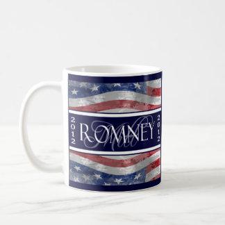 Caneca De Café Mitt Romney para o presidente 2012