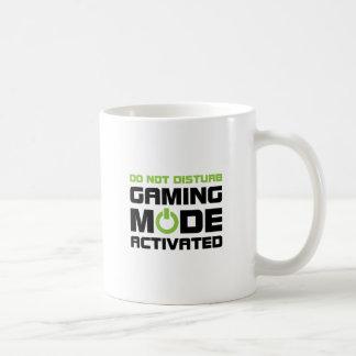 Caneca De Café Modo do jogo