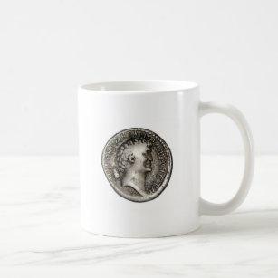 a16ead2c5e0 Caneca De Café Moeda romana antiga Marc Antony