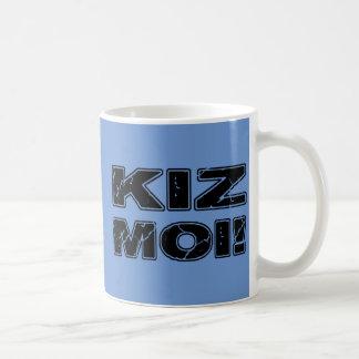 Caneca De Café Moi de Kiz! Francês de Kizomba