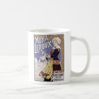 CANECA DE CAFÉ MOKA LEROUX