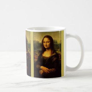 Caneca De Café Mona Lisa por Leonardo da Vinci