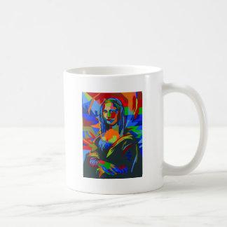 Caneca De Café Mona Lisa Wpap