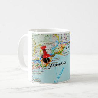 Caneca De Café Monaco, Monte - Carlo