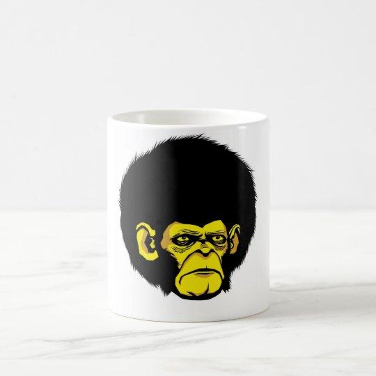 Caneca De Café Monkey