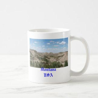 Caneca De Café Montanhas de Montana