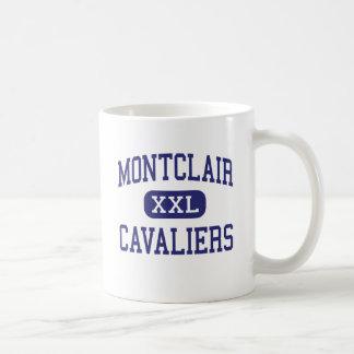 Caneca De Café Montclair - Cavaliers - alto - Montclair
