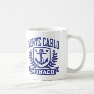 Caneca De Café Monte - Carlo Monaco
